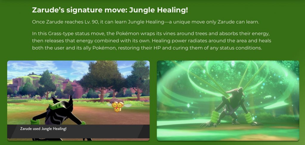 This image has an empty alt attribute; its file name is Zarudes-signature-move-Jungle-Healing-1024x487.jpeg